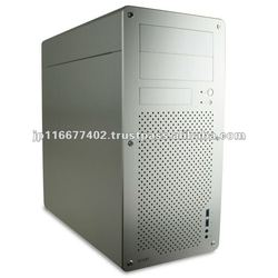 smart J03 Silver / Aluminum PC case Price negotiable!!
