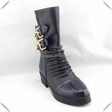 hand made high quality woman boot, woman ankle boot, woman snow boot