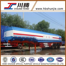 Fuel tanker truck semi trailer for sale
