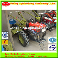 ISO factory product ace tractor/ ace walking tractor with rotary/ace mini hand tractor