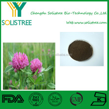 Red Clover Extract in various specification Flavone/Red Clover P.E./Trifolium pratense extract