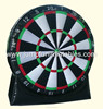 Cheap Inflatable Dart/ Inflatable Velcro Dart Board for chidlren games