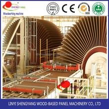 Linyi osb factory/osb production line machine