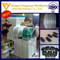 New technology Quality products charcoal and coal briquette machine plant