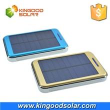 Portable 2015 OEM/Private Label 10000mAh Solar Panel Charger for Mobile Phone