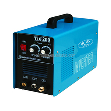 MOSFET 220V TIG 200 Amp Welding Machine for Stainless Steel Welding