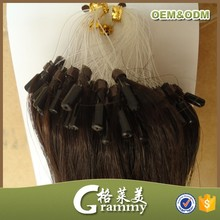 russian remy loop hair extensions