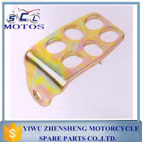 SCL-2013071556 Motorcycle metal foot rest for CG125 motorcycle spare parts made in China