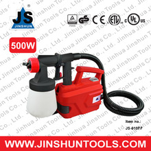 JS Best selling 2.6mm nozzle Auto paint sprayer 500W