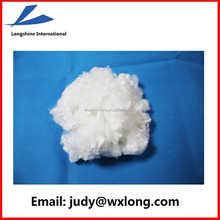 100% VIRGIN Hollow Style polyester fiber for wadding/ padding/pillow