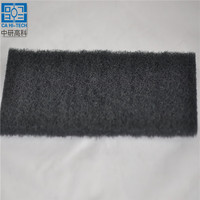 Quick removal non woven Cleaning Scouring Pad for paint