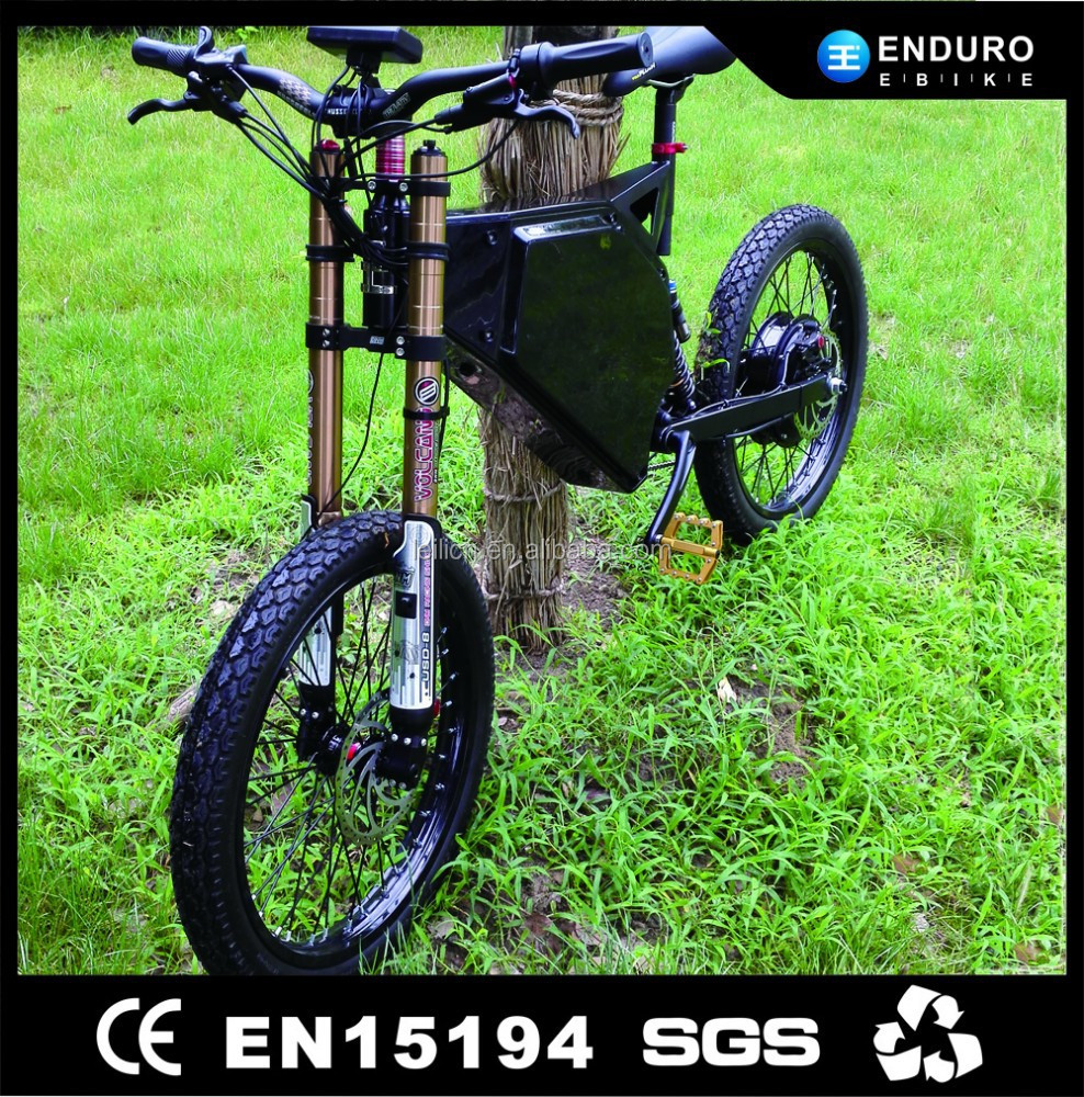 Dynamo Brushless Motors For Electric Bicycle 5000w 80km H