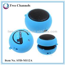 Mini Portable Bass Travel Speaker for iPod Nano iPhone 3GS 3G 4 MP3 MP4 Player