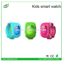 Colorful Smart GPS for iphone 5s/6s Kids Wrist Android smart Watch