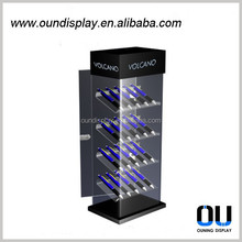 students ballpoint pens display stand counter top acrylic display