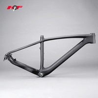 "HongFuBike famous 29"" dual suspension MTB Frameset full suspension mtb chinese carbon bike frame"