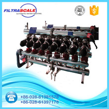 New china products for sale Latest technology Best selling Full automatic disc filter for drinking water purification