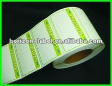 2012 best price thermal label roll