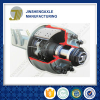 Fine Price Heavy Duty Semi Trailer Axles