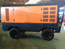 20bar Best selling diesel driven air compressor