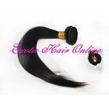 Exotichair virgin straight hair 3 bundles combodian virgin hair weave