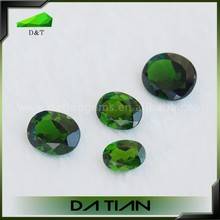Alibaba the most popular natural gemstone green diopside for sale