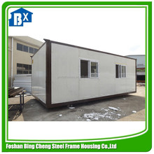 portable toilet container prefabricated houses