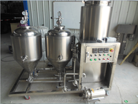 50L homebrewing equipment, brew beer at home