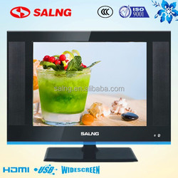 China OEM 15 inch mini pocket tv/ LCD TV with low alibaba price