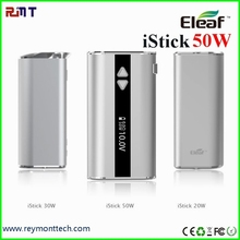 Stock available istick 50w best mod eleaf istick 50w huge powe istick eleaf