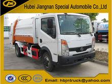 Hot sale compactor garbage truck