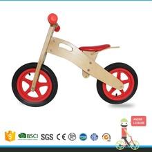 2015 model wooden bike/popular kid wooden training bike/high quality wooden bike