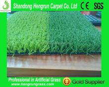 High quality artificial grass for soccer fields