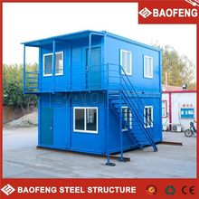 easy loading quick assemble competitive container house