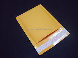 2015 Farmax Customized Design Kraft bubble mailers and bubble cushioned envelope and poly bubble padded mailing bags