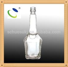 Artículo HSB47 - Botella de vidrio con corcho, fábrica de botellas de vidrio