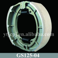 GS125 Brake Shoe For Spare Part Motor Kawasaki