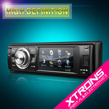 "Xtrons 3"" HD TFT One Din Car Radio with Touch screen"