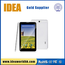 7 inch Dual Core cheapest android tablet with built-in 3g