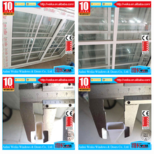 As your requirement 100% PVC grills profiles Length customized for pvc coextruded plastic profile for window and door