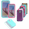 Hybrid Slim Cell Phone cover Case for Samsung Galaxy S6 G920