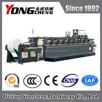 6 Colors Flexo Printing Machine CI 420mm YC520RY