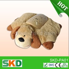 child's dog shape toy light