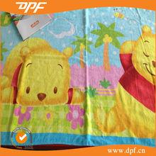 Popular design printed cotton beach towel
