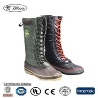 Ladies Oxford Upper Pac boots, Unique-designing Snow Boots For Women, Cheap And Good-looking Women Pac Boots