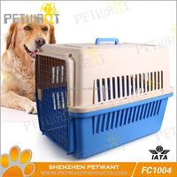 Skilful manufacture folded metal custom dog cage pet crate