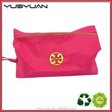 Hot sale eco-friendly rose large room ladies brand handbags big stylish design wholesale professional makeup bag