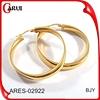 Women fashion Tops handmade gold earrings costume jewelry 2015