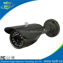 Low Price Bullet Style Nice Metal Housing 20M Long Rang Night Vision CCTV Analog Security Camera