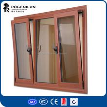 ROGENILAN tilt-turn rain glass windows design exterior windows wood pictures